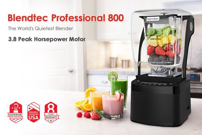 Blendtec Designer 800 Review