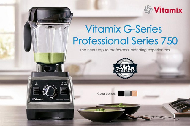 Vitamix Professional 750 Reviews