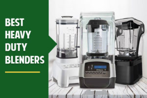 heavy duty blenders